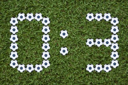 7 Segment pattern football score match report