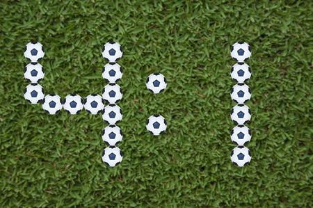 segment: 7 Segment pattern football score match report