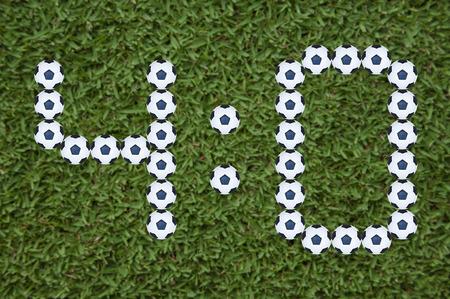 segmento: 7 Segment score report calcio Pattern Match
