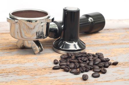 hot temper: Equipo de café