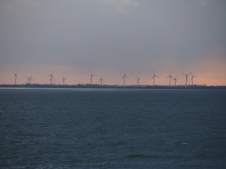 windpower: Northern Germany