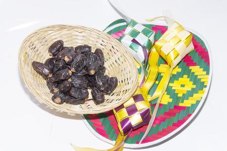 date palm fruits or kurma, ramadan