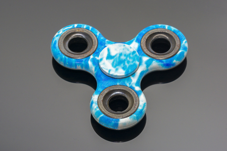 fidget spinner stress relieving toy