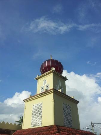 mas: small mosque at pasir mas kelantan Stock Photo