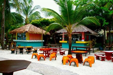 redang: beach chalet at redang island malaysia