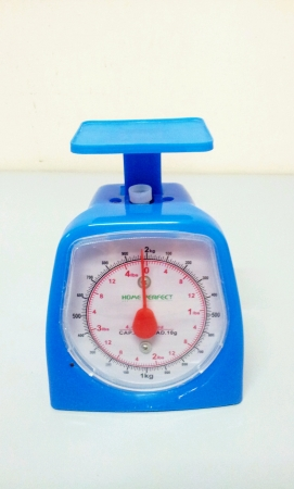 Blue color weight scale