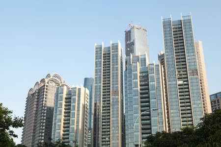 guangzhou: Guangzhou buildings Editorial