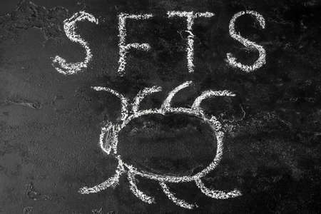 mite and lettering SFTS virus
