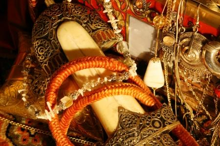 Oriental treasure photo