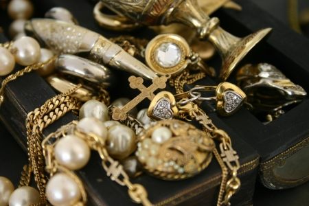 Treasure Stock Photo - 15024007