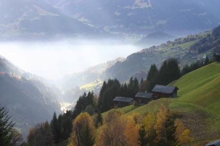 Mountain view Silbertal, Austria  photo