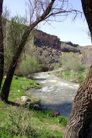Ihlara valley, Turkey