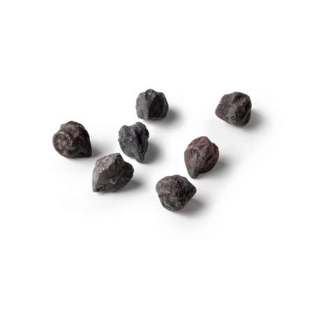 Black Chickpeas from Italy, Raw Uncoocked