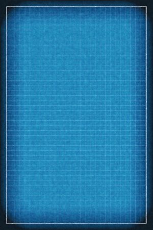 blueprint paper Stock Photo - 12043253