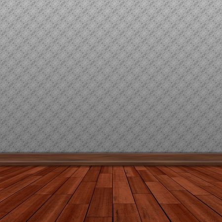 empty room Stock Photo - 12043281