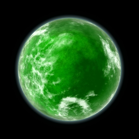 green planet photo