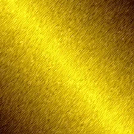 sheet iron: gold metal