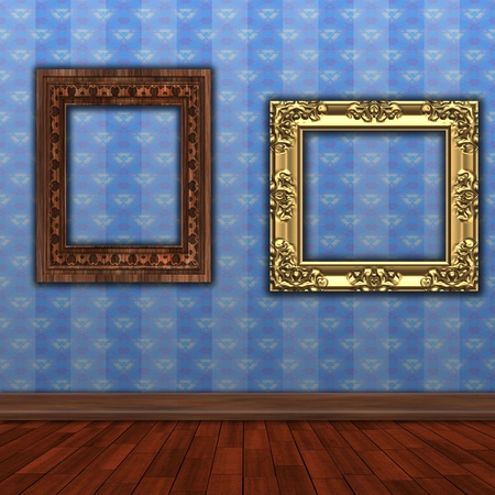 art gallery Stock Photo - 12043282