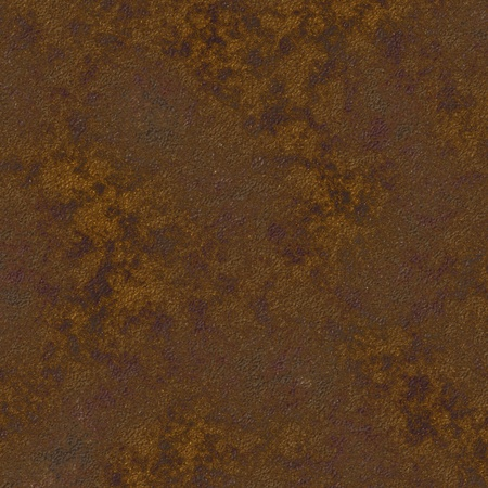 soil texture: metal rust