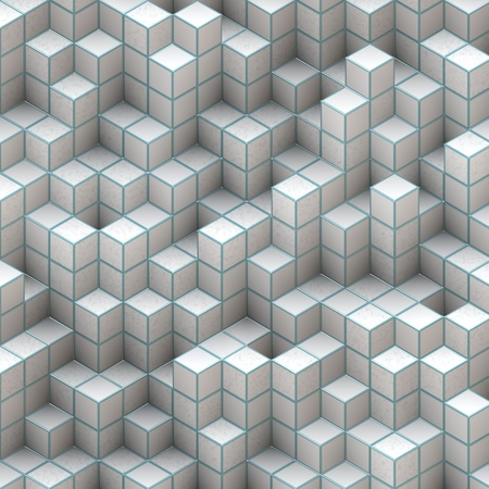 cubes background photo