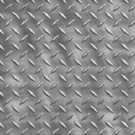 diamond shaped: diamond plate