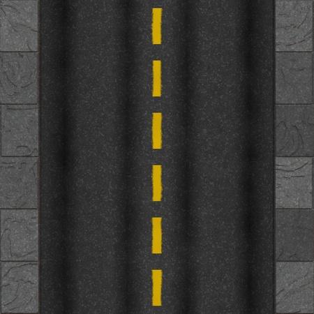 road texture Stock Photo