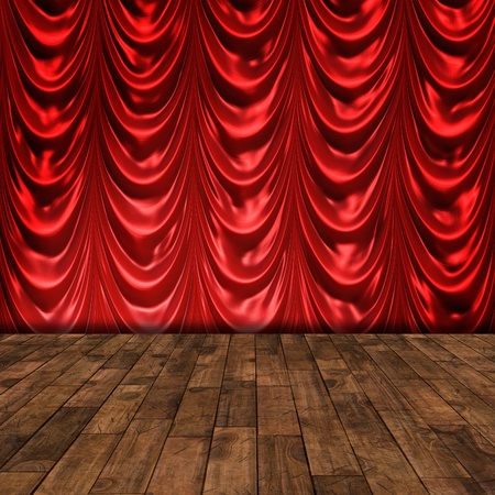 theater stage photo