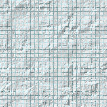 crinkled: paper background