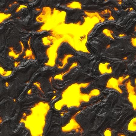 convulsion: de lava de fondo