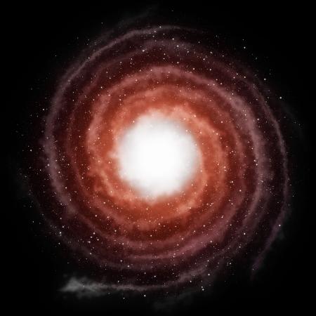 red nebula photo