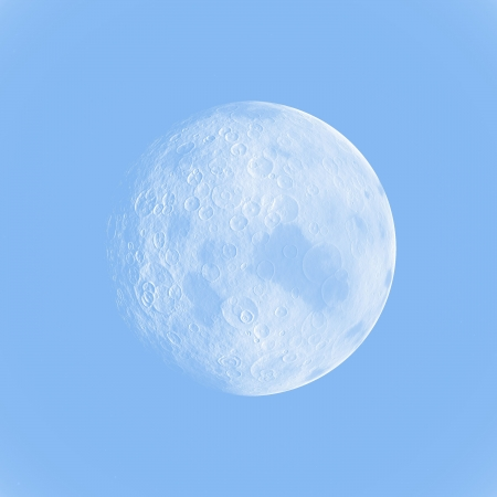 full moon Stock Photo - 14127548