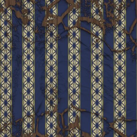 blue pattern Stock Photo - 14127563