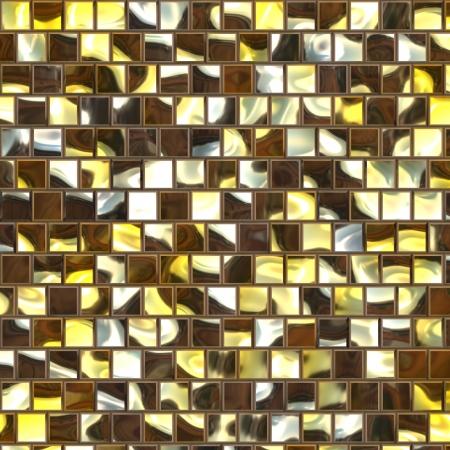 yellow ceramic Stock Photo