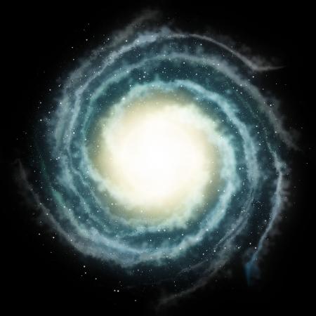 nebula sky Stock Photo - 14605140