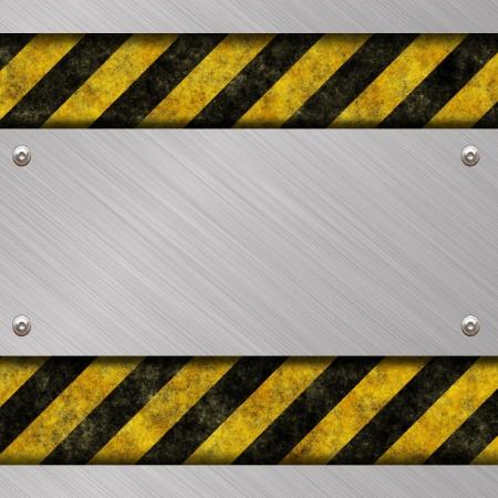 warning sign Stock Photo - 14605230