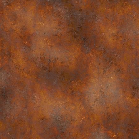 oxidate: metal rust