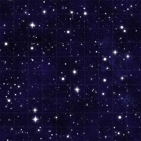 nebula sky Stock Photo - 16844496