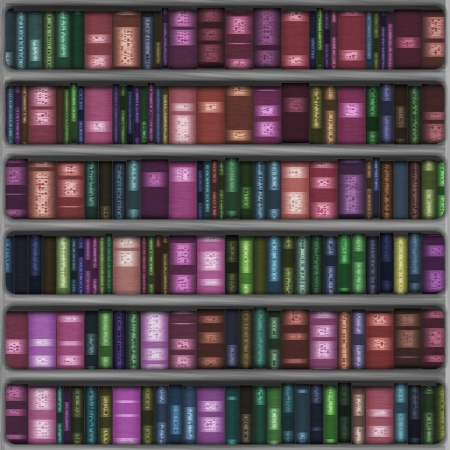 library background Stock Photo - 17373555