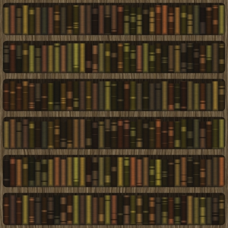 library background photo