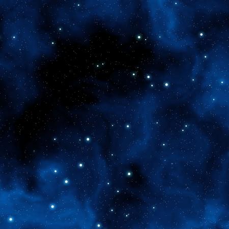 nebula sky Stock Photo - 18122274