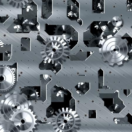 mechanism background photo