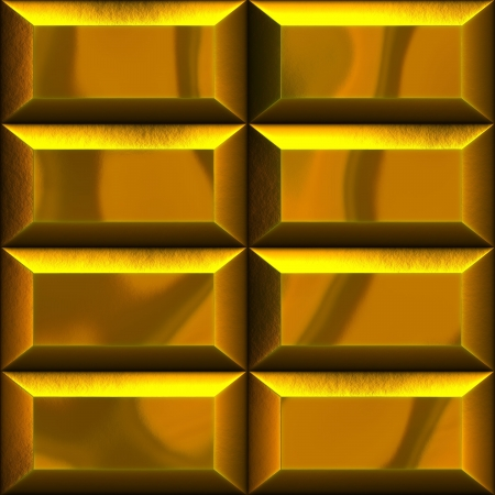 golden bars Stock Photo - 19593093