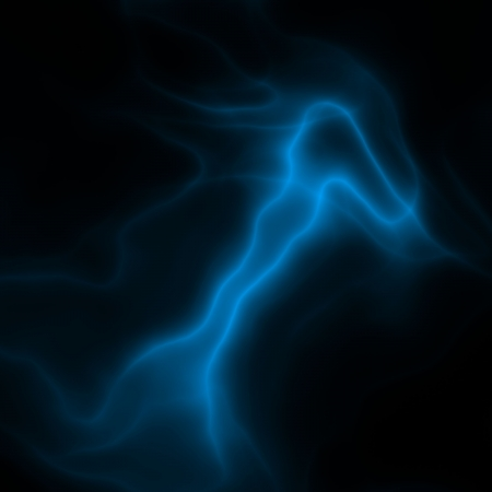blue smoke Stock Photo - 21494674