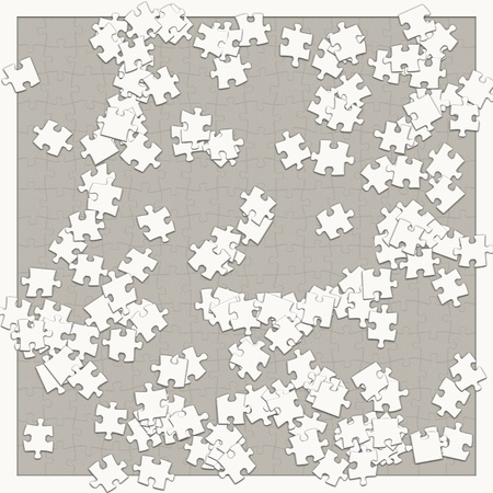 puzzle background Stock Photo - 21494721