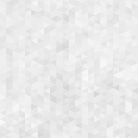 white triangle background photo