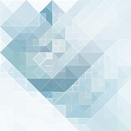 repeated: blue square background