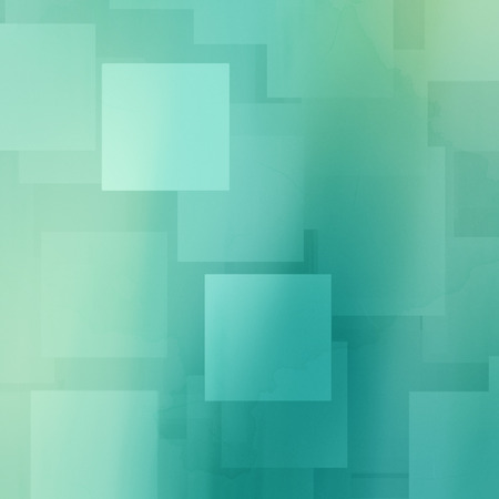 repeat pattern: green square background