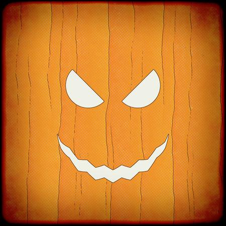 hollows: Scary old jack-o-lantern