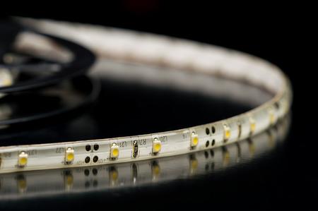 LED Strip Light Banco de Imagens