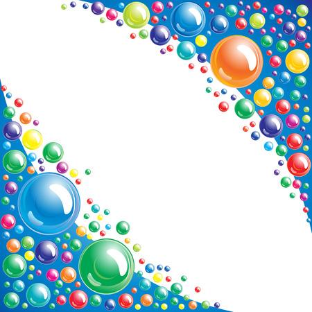 bonbon: Bubble background